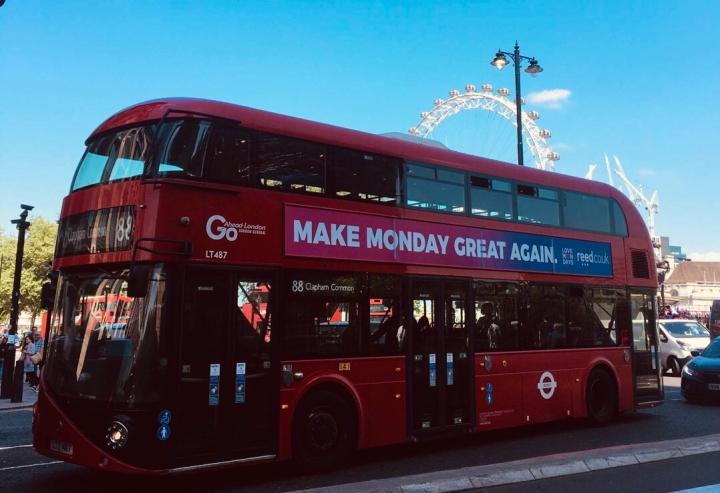 Escapade à Londres avec unenfant